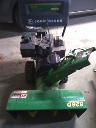 Photo Snow blowers - $75 (West Concord)