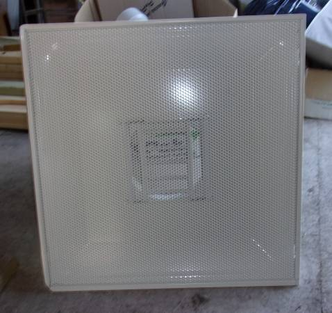 Photo TRUaire ceiling diffusers and air supply - $25 (Swaledale)