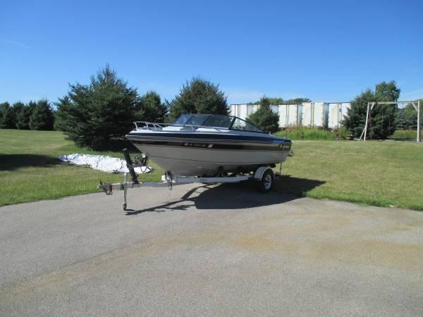 Photo Thompson Sterndrive Ski Boat For Sale - $1,500 (Osage)