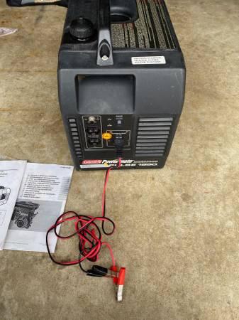 Photo coleman powermate generator - $190 (rochester)