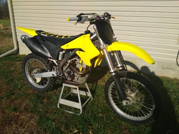 Photo 2006 Suzuki Rmz 250 - $2,000 (West Terre Haute)