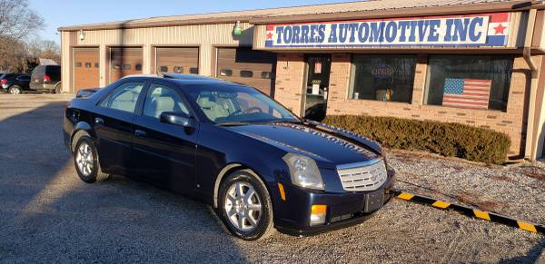 Photo 2007 Cadillac CTS - Loaded  - $4,995 (TORRES AUTOMOTIVE INC. PANA - IL)