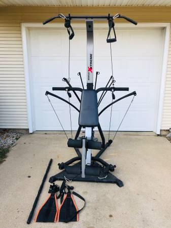 Photo Bowflex Xtreme - $650 (Chaign,IL)