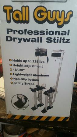 Photo Brand New In Box Stilts 18-30  24-40 - $135 (Chaign)