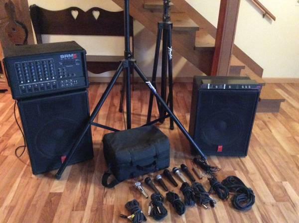 Photo Fender SM6302 PA system - $495 (Bloomington)