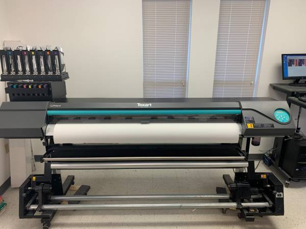 Photo HOT PRICE Roland Texart Dye Sublimation Printer - $7,500 (St. Louis area)