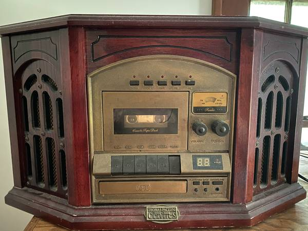 Photo Record, Tape,  CD player w auxiliary cable - $50 (White Heath)