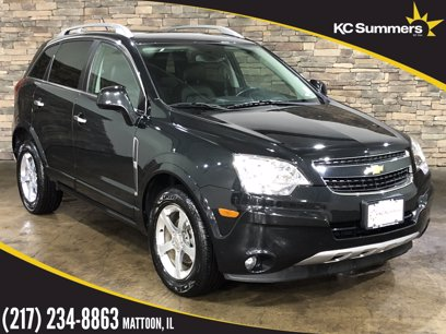 Photo Used 2014 Chevrolet Captiva Sport FWD LT w 1LT for sale