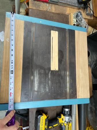 Photo Vintage Craftsman 8 Table Saw - $20 (Bloomington (East Side))