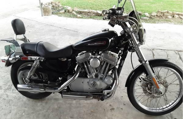 Photo 09 Harley Davidson - $4,300 (Edinburg)