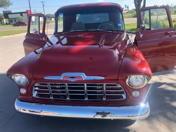 Photo 1955 CHEVY 3100 MODEL - $49,700 (McALLEN)