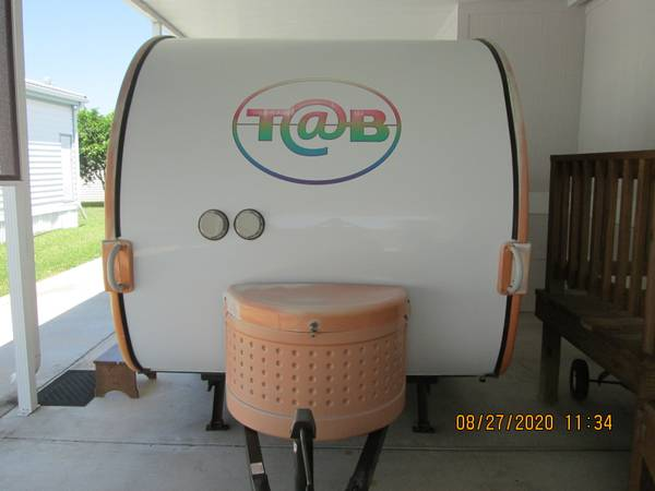 Photo 2010 TB 1539 Teardrop Trailer - $8,250 (Weslaco)