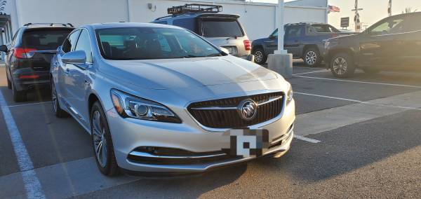 Photo 2018 BUICK LACROSSE - $425 (SOUTH TEXAS CERTIFIED PREOWEND CENTER)