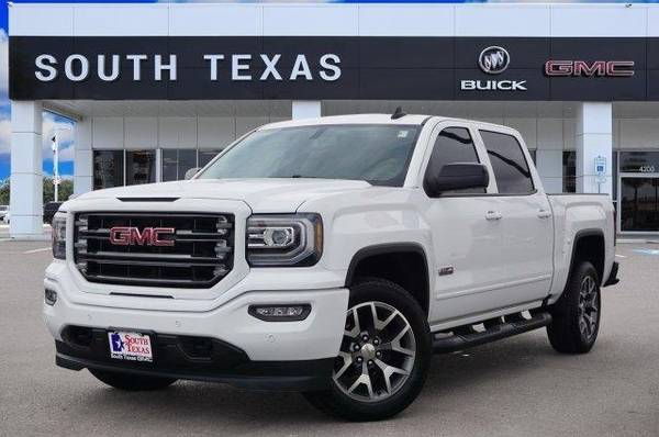 Photo 2018 GMC SIERRA SLT ALL TERRAIN 4X4 - $625 (SOUTH TEXAS CERTIFIED PREOWEND CENTER)