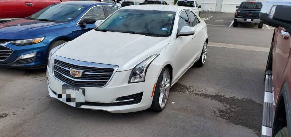 Photo 2018 cadillac ATS 2.0 TURBO - $299 (SOUTH TEXAS CERTIFIED PREOWEND CENTER)