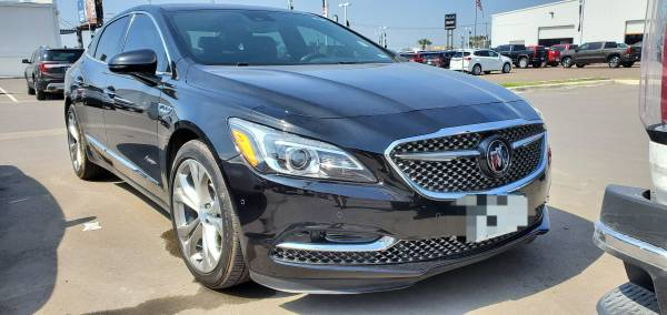 Photo 2019 BUICK LACROSSE AVENIR - $425 (SOUTH TEXAS CERTIFIED PREOWEND CENTER)