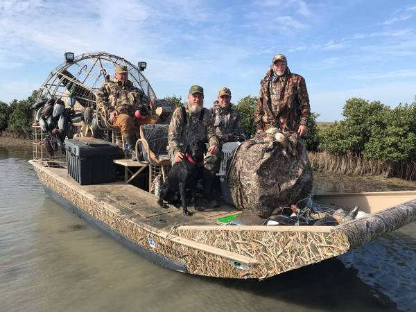 Photo Airboat for sale - $29500 (Harlingen tx)