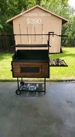 Photo Bbq pits and ataud for sale - $160 (Mcallen)