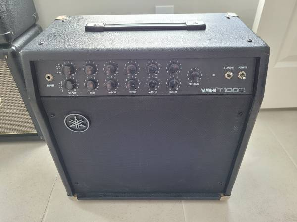 Photo Combo  Yamaha Soldano - $800 (McAllen)