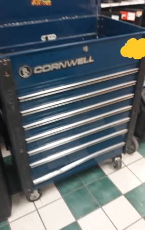 Cornwell Rolling Tool Cart 500 Tools For Sale Mcallen Tx Shoppok