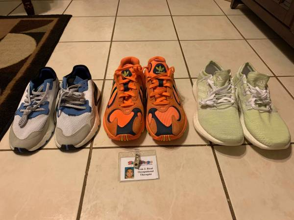 Photo DS Adidas Sneakers for MensYouth - $90