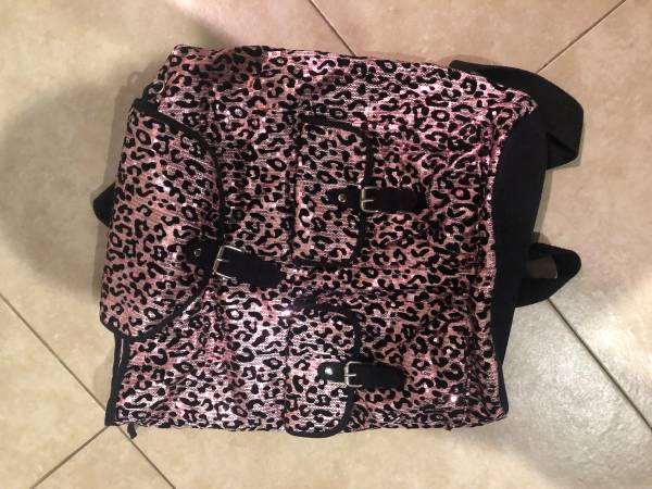 Photo Girls Justice Backpack - $16 (McAllen)