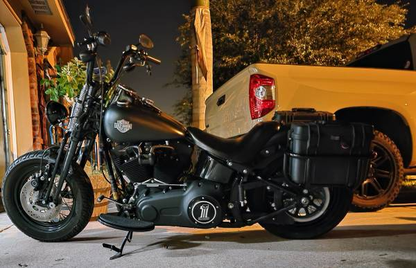 Photo Harley Crossbones and Low Rider S for sale - $16,000 (Weslaco)