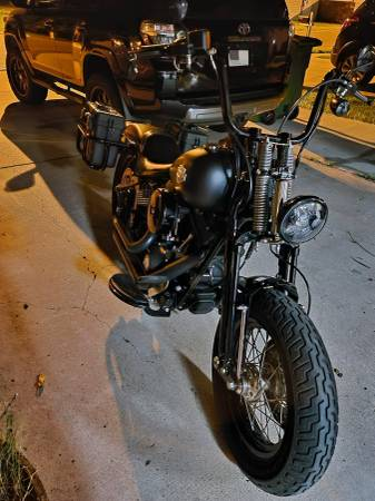 Photo Harley Crossbones for sale - $12,500 (Weslaco)