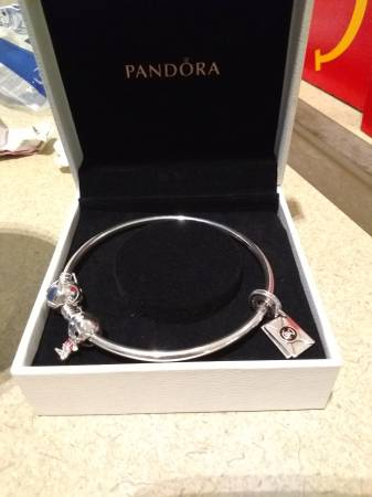 Photo Harry potter pandora bracelet - $150 (Edinburg)