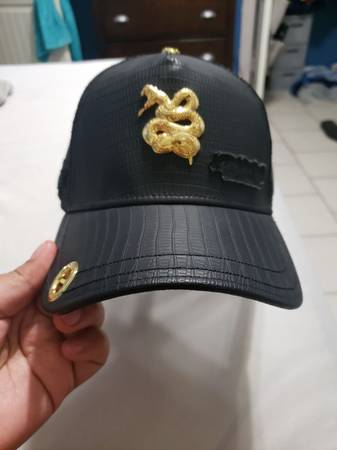 Photo Red monkey cap - $60 (Palmview tx)