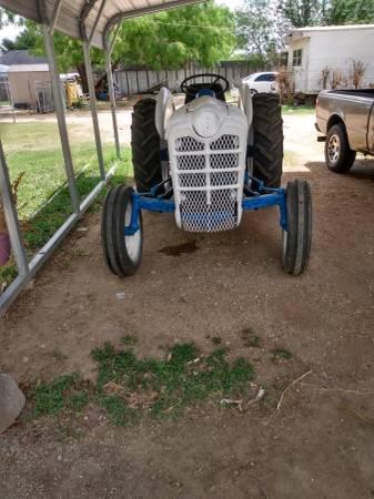 Photo Reduced Ford Jubilee  Shredder - $2,800 (Mission)