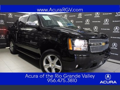 Photo Used 2013 Chevrolet Avalanche 4x4 LT w All-Star Edition for sale