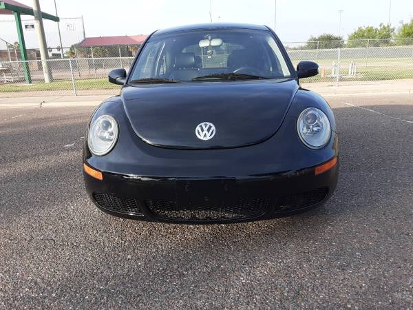 Photo VW New Beetle 2008 - $3200 (McAllen)
