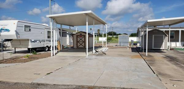 Photo Very Nice Mobile Home RV Lot for sale 55 Community (Donna)