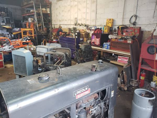 Photo Welding Machine MechanicSales - $1 (Alamo)