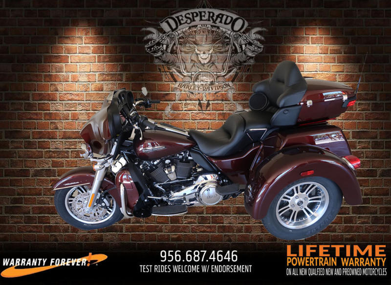 2019 harley davidson flhtcutg tri glide ultra motorcycles for sale mcallen tx shoppok shoppok