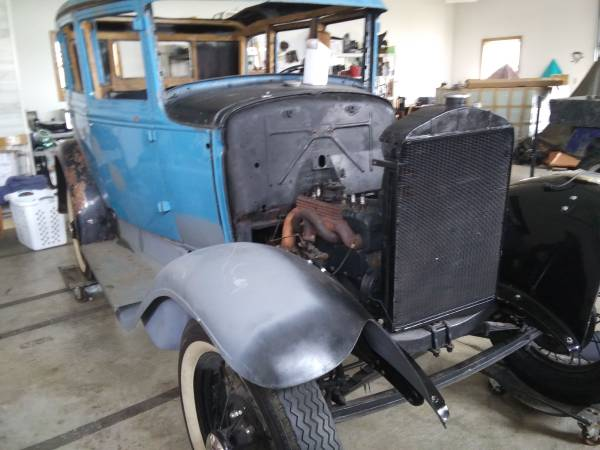 Photo 1930 Model A Ford (Meadville)