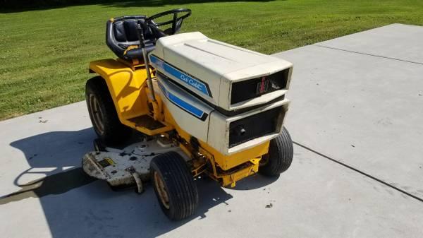 Photo 1975 IH Cub Cadet 1000 Lawn and Garden Tractor - $1,200 (Hadley)