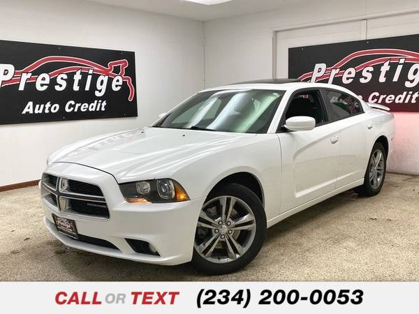 Photo 2014 Dodge Charger SXT - $14,722 (1501 Vernon Odom Blvd Akron, OH 44320)