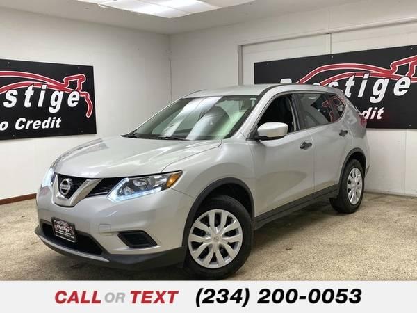 Photo 2016 Nissan Rogue S - $12,991 (1501 Vernon Odom Blvd Akron, OH 44320)