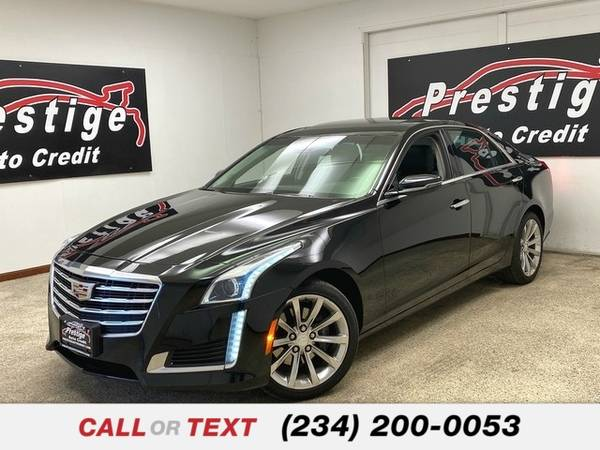 Photo 2017 Cadillac CTS Luxury AWD - $26,751 (1501 Vernon Odom Blvd Akron, OH 44320)