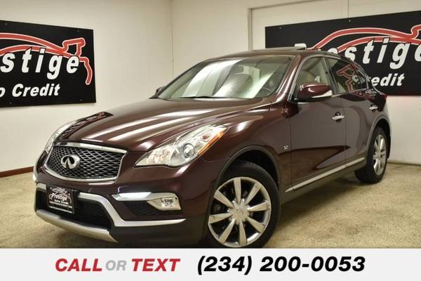 Photo 2017 INFINITI QX50 - $16,913 (1501 Vernon Odom Blvd Akron, OH 44320)