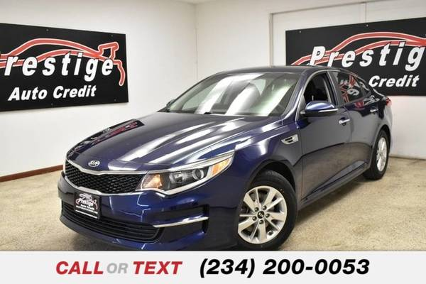 Photo 2017 Kia Optima LX - $12,981 (1501 Vernon Odom Blvd Akron, OH 44320)