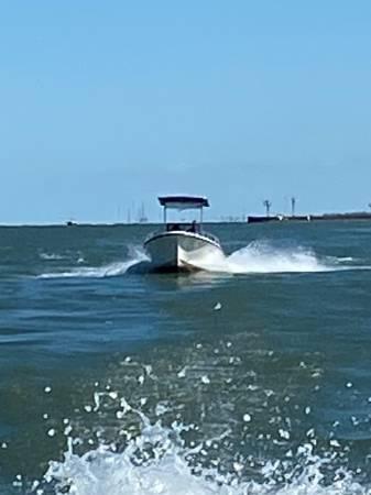 Photo 87 proline center console fishing boat - $5,500 (vermilion)