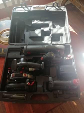 Photo Craftsman power tool set - $130 (Meadville)