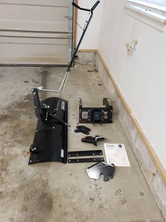 Photo Craftsman snow plow - $160 (new castle pa)