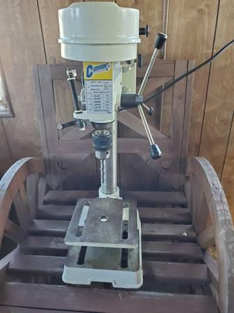 Photo Cummins Drill Press - $45 (Greenville Pa)