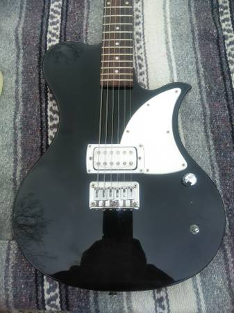 Photo First Act electric guitar - $70 (Amherst Township)