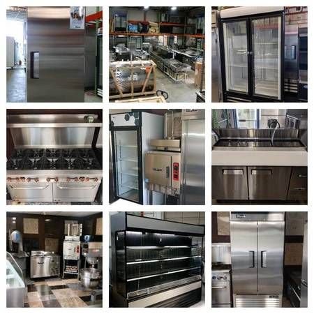 Photo INVENTORY LIQUIDATION SALE NEW AND USED RESTAURANT EQUIPMENT - $1 (Erie)