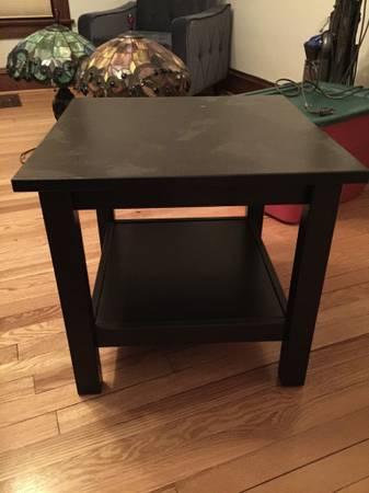 Ikea Hemnes side table - $25